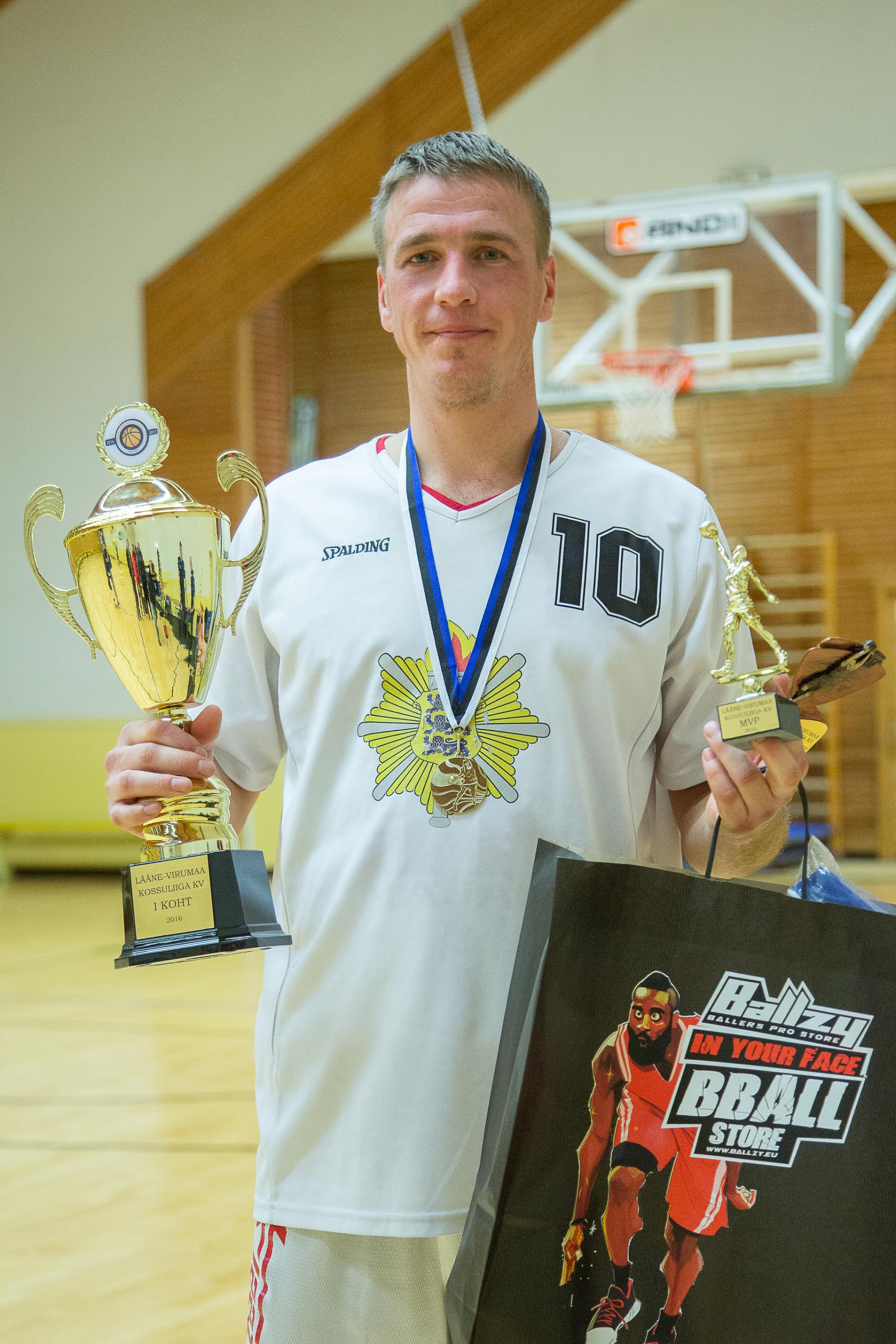 Livar Liblik karikafinaal 2016 MVP