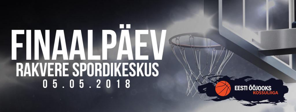 Eesti Ööjooks Kossuliiga finaalpäev 2018