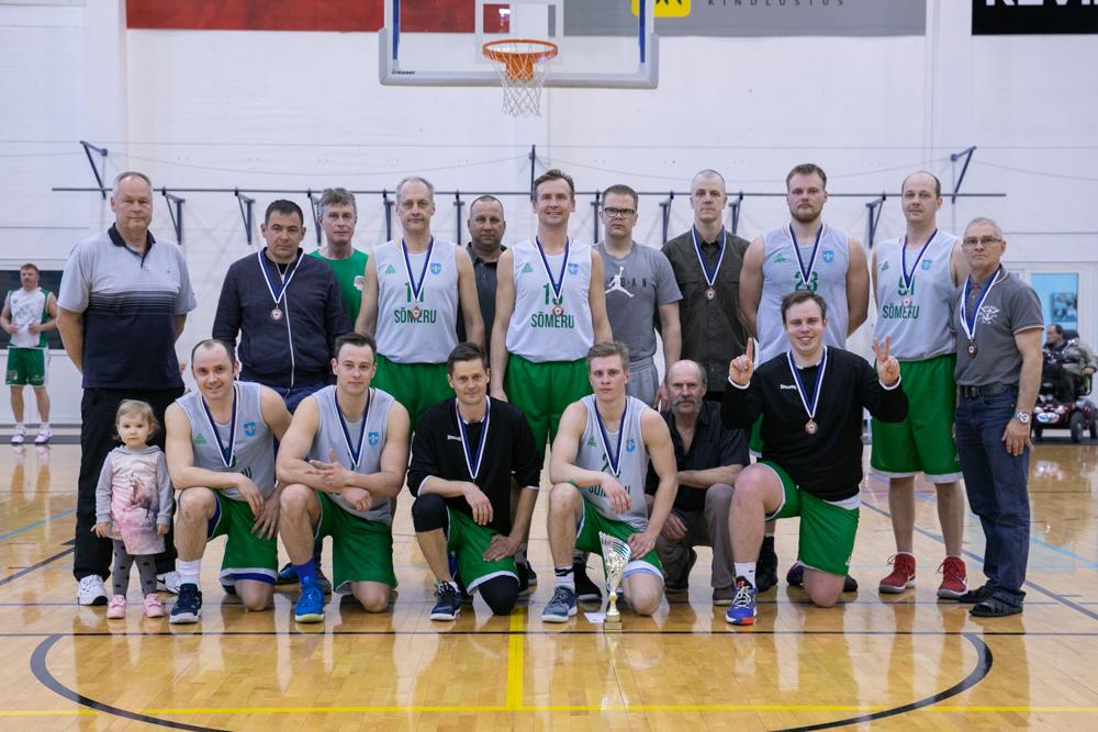 Sõmeru 2018-2019 esiliiga pronks